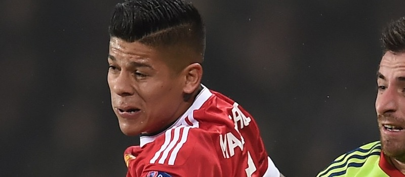 antonio valencia and marcos rojo back in training with manchester united