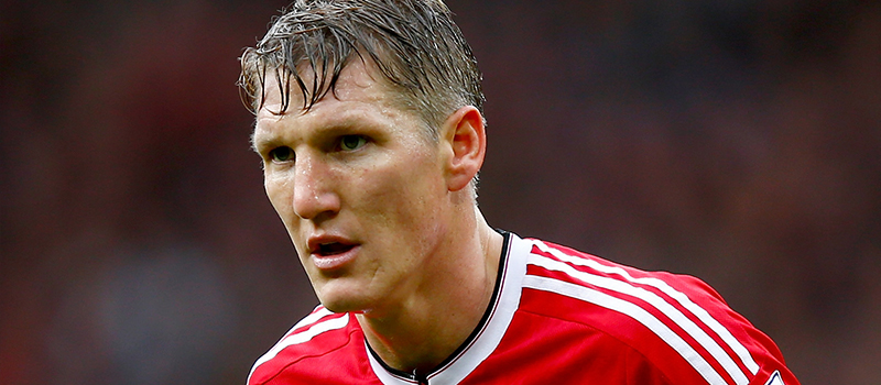 Bastian Schweinsteiger travels with Manchester United squad for PSV game