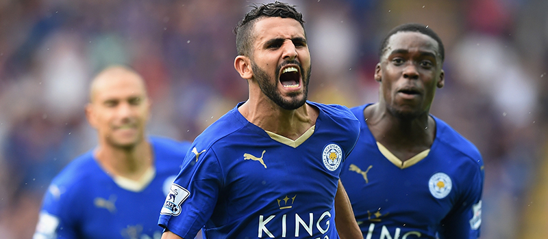 Manchester United plot £29m Riyad Mahrez bid – report