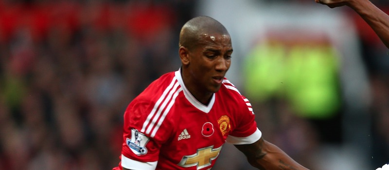 Louis van Gaal explains why he didn't play Ashley Young against Bournemouth