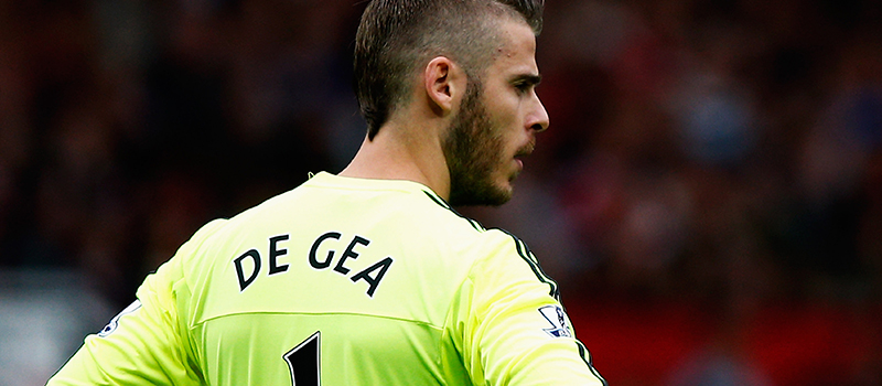 David de Gea wants to become Manchester United legend