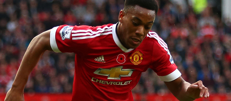 Anthony Martial insists he's ready for Manchester United return