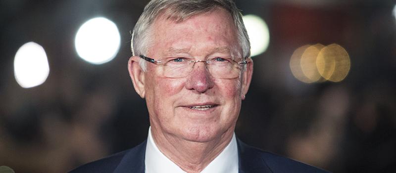 Sir Alex Ferguson trolls Jurgen Klopp ahead of big match