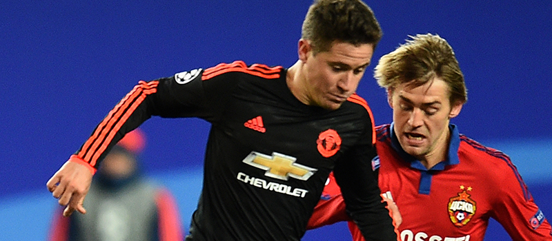 Manchester United potential XI vs Watford – Ander Herrera back