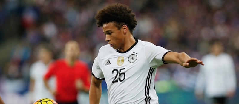Manchester United send scouts to watch FC Schalke's Leroy Sane – report