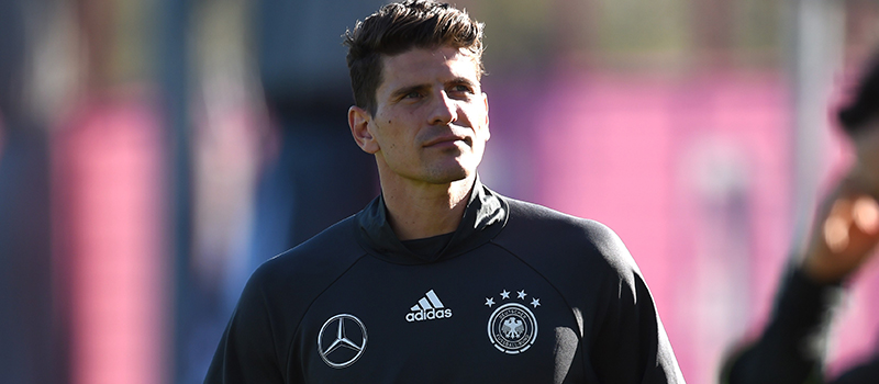 Chelsea to hijack Manchester United's pursuit of Mario Gomez – report