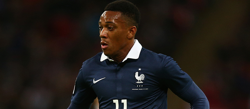United Peoples TV: 60 second roundup – Anthony Martial picks up injury on international duty