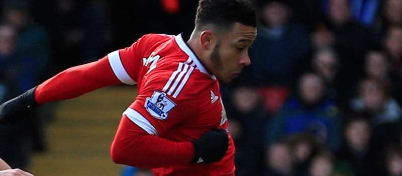 Manchester United manager Louis van Gaal praises Jesse Lingard and Memphis Depay