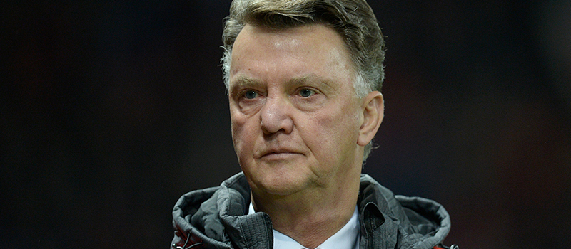 Louis van Gaal criticises midfielders but knows Champions League qualification is 'still possible'
