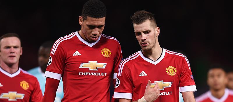 Manchester United's potential XI vs Chelsea: Morgan Schneiderlin starts