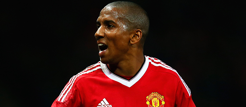 Louis van Gaal confirms lengthy Ashley Young absence following severe groin injury