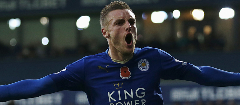 Van Gaal: Leicester's Vardy a 'nasty' player to face