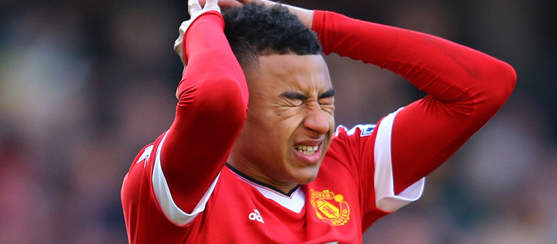 Man Utd's Lingard a doubt for Leicester clash – report