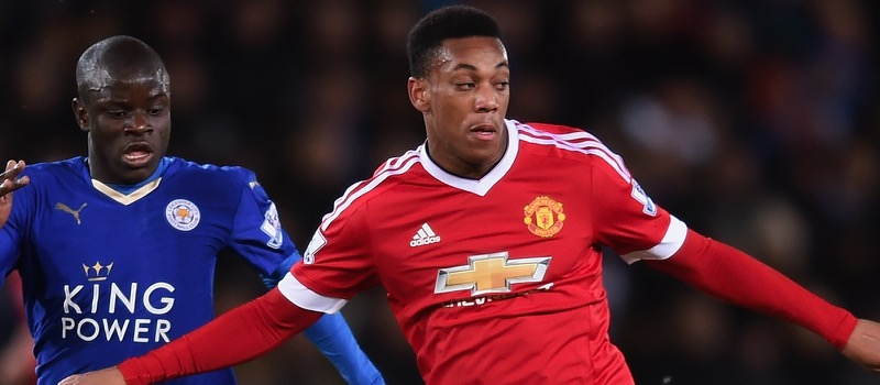 Anthony Martial's display against Leicester City frustrates Manchester United fans