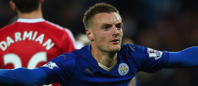 Manchester United monitoring Jamie Vardy's future at Leicester City