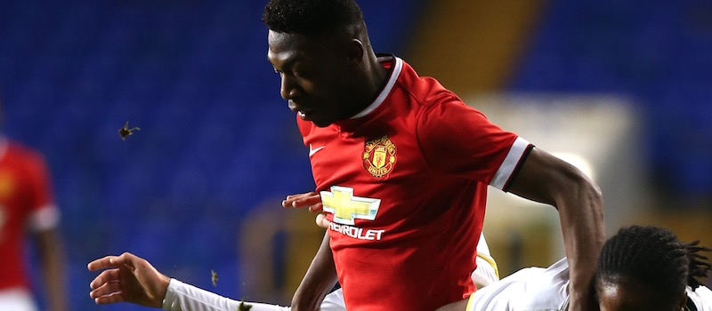 Timothy Fosu-Mensah in Manchester United squad to face Arsenal – report