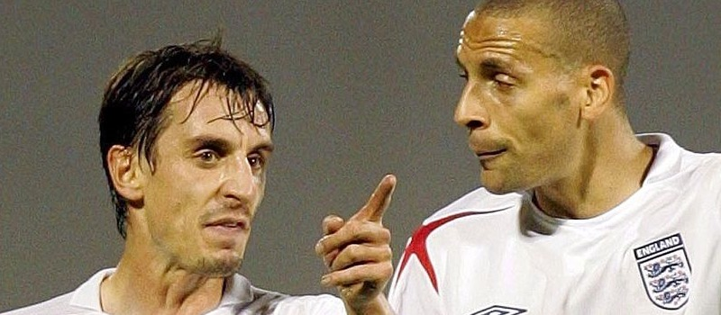 Rio Ferdinand: Manchester United will be watching Gary Neville at Valencia