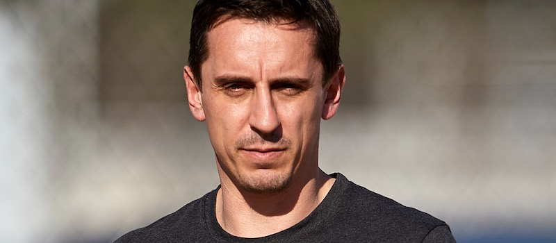 Gary Neville: You don't get excited going to Anfield