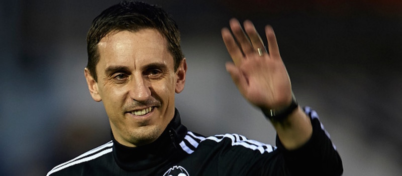 Gary Neville: This is how Manchester United can beat Manchester City