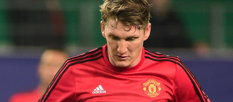 Potential Man United XI vs Stoke City: Bastian Schweinsteiger returns