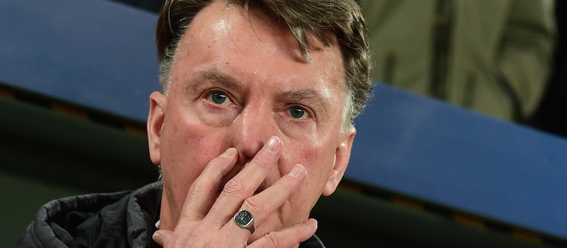 Louis van Gaal admits he's found Manchester United 'very boring' at times