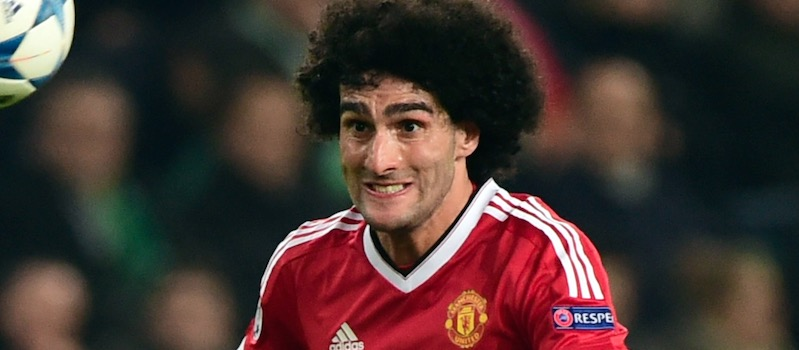 Marouane Fellaini: We should have won against Wolfsburg