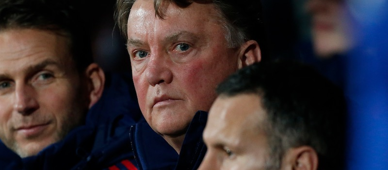 Diego Forlan: Louis van Gaal needs results at Manchester United