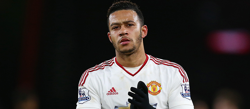 Manchester United fans critical of Memphis Depay following performance against Shrewsbury