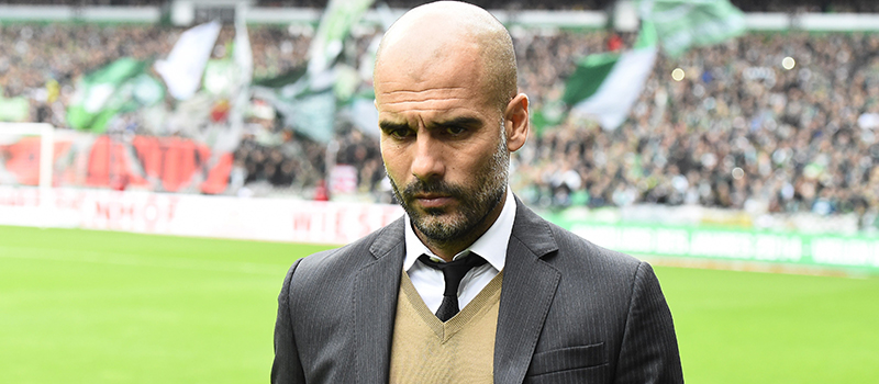 Pep Guardiola insists he can't recall being offered Manchester United job by Sir Alex ferguson