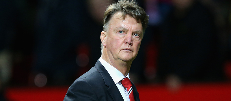 Manchester United boss Louis van Gaal understands fans' frustrations