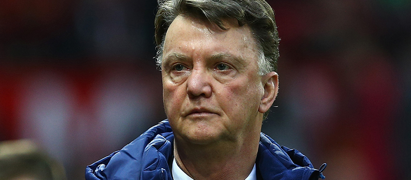 Louis van Gaal: Manchester United 'gave everything' against Liverpool
