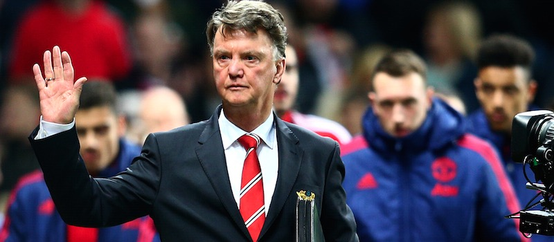 Louis van Gaal: Manchester United need a victory