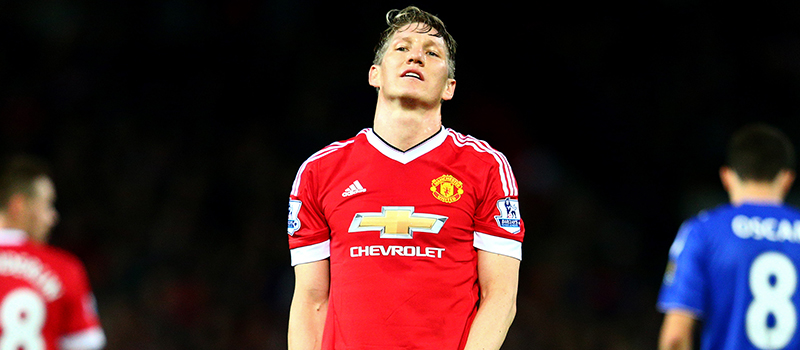 Manchester United 0-0 Chelsea: Louis van Gaal's winless run extends to eight games