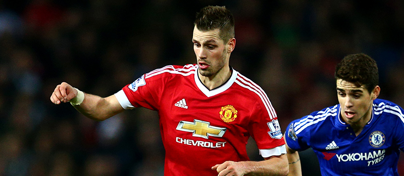 Manchester United fans delighted with Morgan Schneiderlin's performance against Chelsea