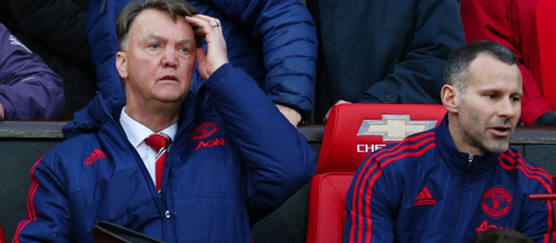 Louis van Gaal: Maybe fans left early against Sheffield because of traffic