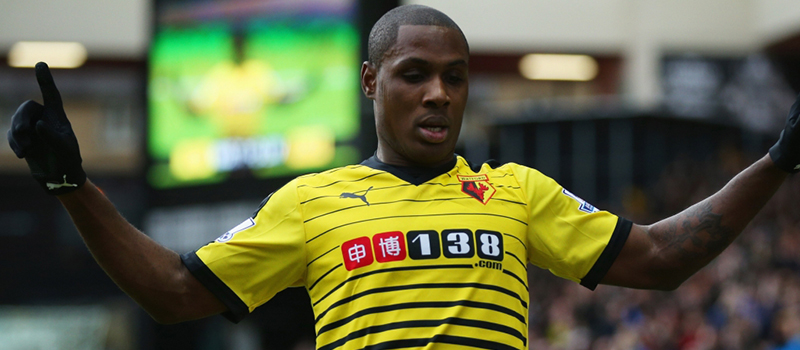 Manchester United make approach to Watford for Odion Ighalo – report