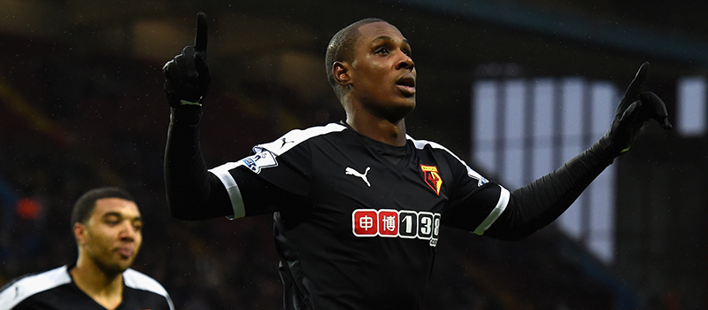 Odion Ighalo may sign permanently, says Ole Gunnar Solskjaer