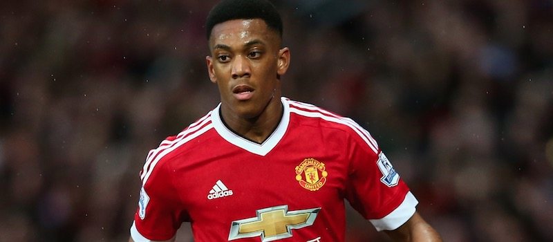 Manchester United fans encouraged by Anthony Martial display