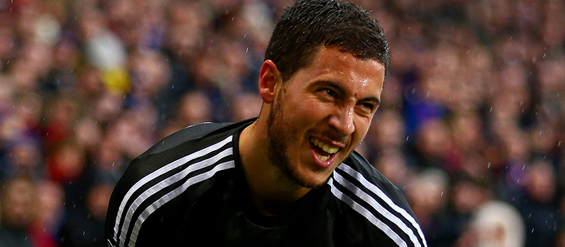 Eden Hazard reveals he wants to play for Manchester United manager Jose Mourinho