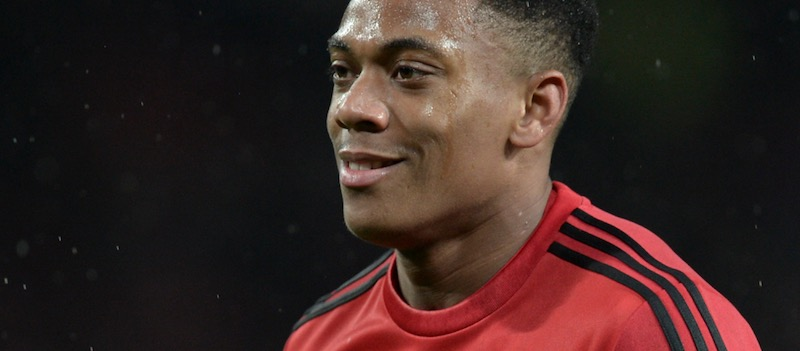 Anthony Martial delighted with Man United's win over Derby