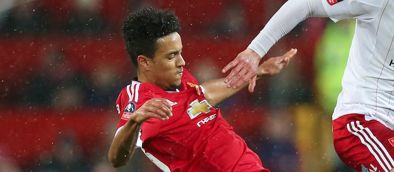 Manchester United young trio called up for England duty