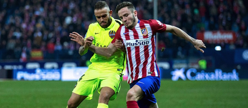 Manchester United ready €20m offer for Atletico Madrid's Saul Niguez – report