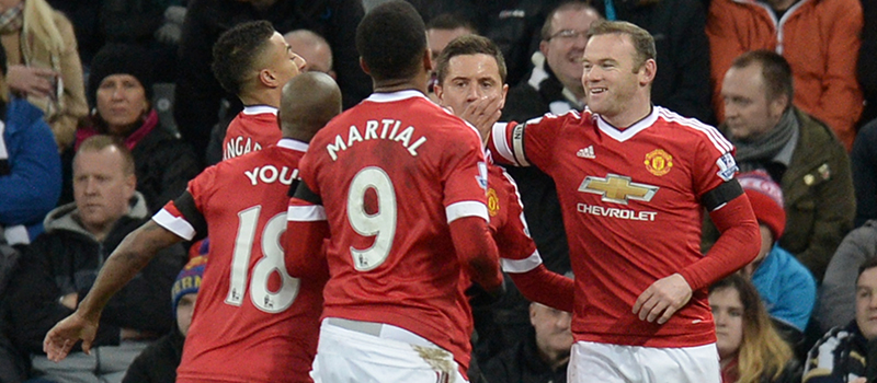 Newcastle United 3-3 Manchester United: Late equaliser earns Magpies a point