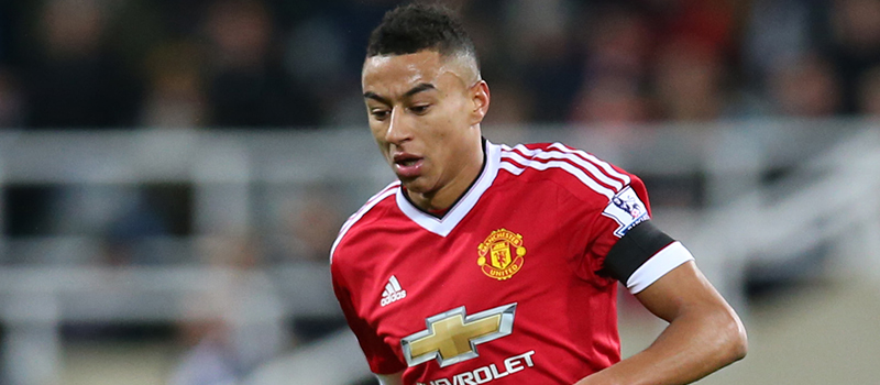 Jesse Lingard: Louis van Gaal was 'buzzing' after Manchester United's derby win