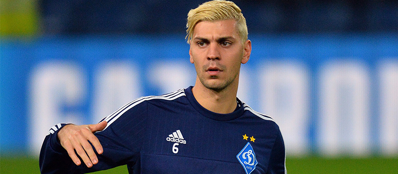 Dynamo Kyiv manager Sergei Rebrov dismisses Aleksandar Dragovic exit talk