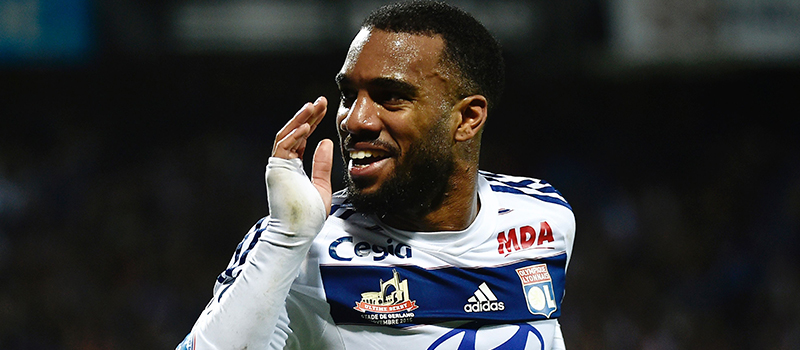 Manchester United identify Alexandre Lacazette as Alvaro Morata back-up option – report