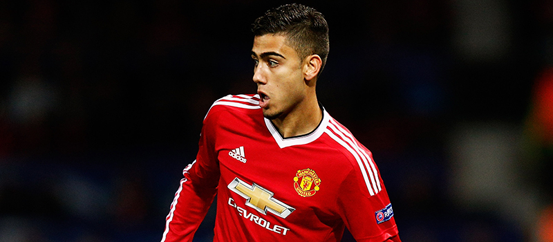 Manchester United's Andreas Pereira admits he may consider loan move