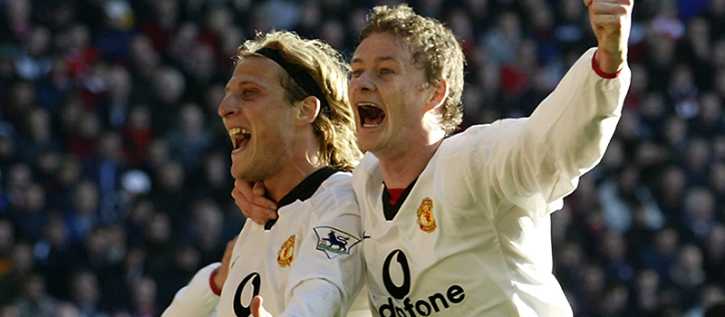 Former Manchester United striker Diego Forlan recalls brace against Liverpool at Anfield