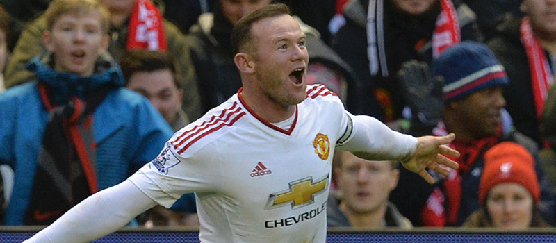 Liverpool 0-1 Manchester United: Wayne Rooney's late strike clinches win