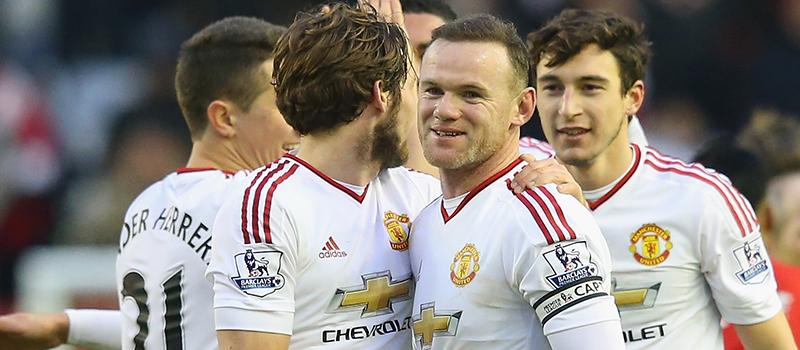 Manchester United fans full of praise for Wayne Rooney